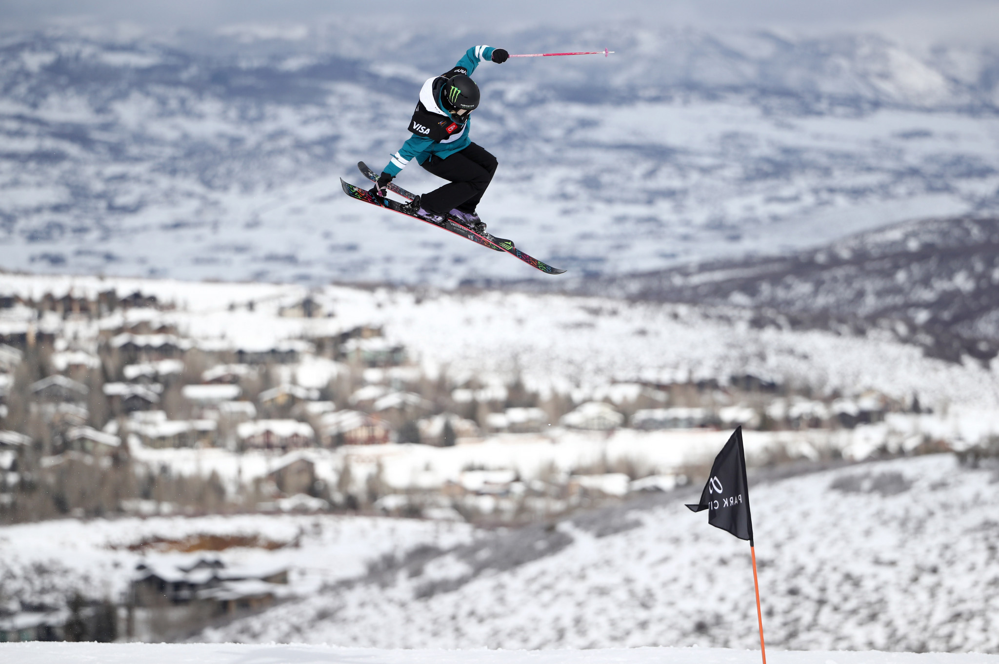 Among athletes DJ Montigny has led to success is 2018 X Games gold medallist Maggie Voisin ©Getty Images