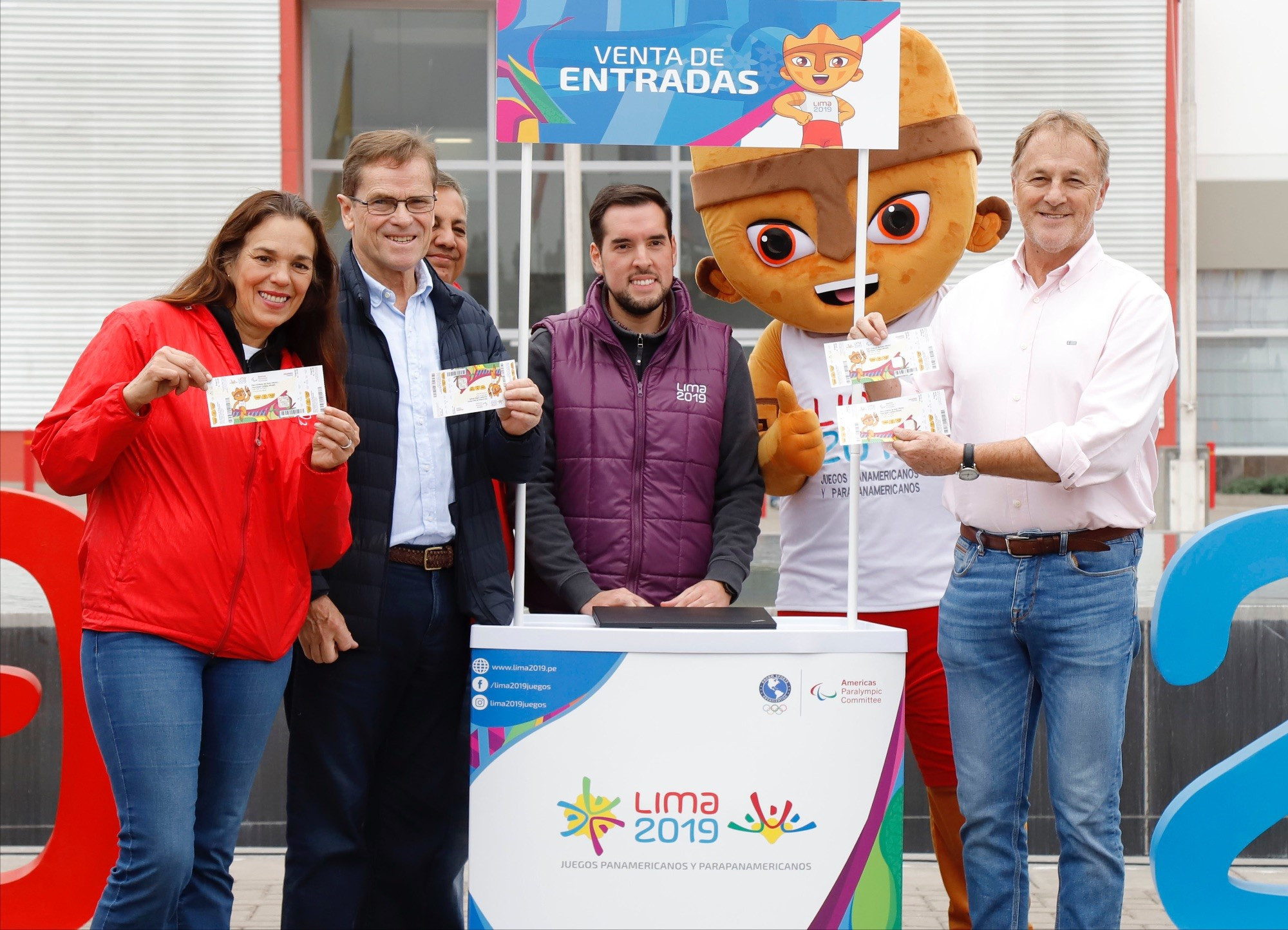 Lima 2019 tickets for Parapan American Games go on sale