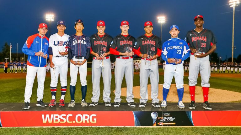 Schedule revealed for WBSC Under-18 Baseball World Cup in Gijang