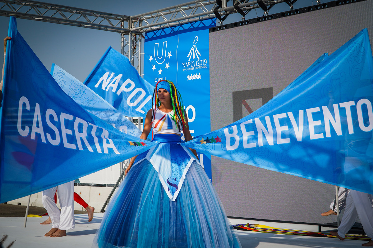 Naples ready to welcome Summer Universiade back to Italy on 60th anniversary
