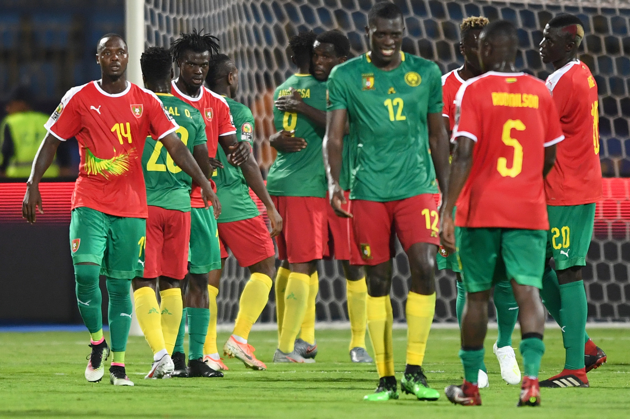 Cameroon and Benin both through to last-16 at Africa Cup of Nations after goalless draw