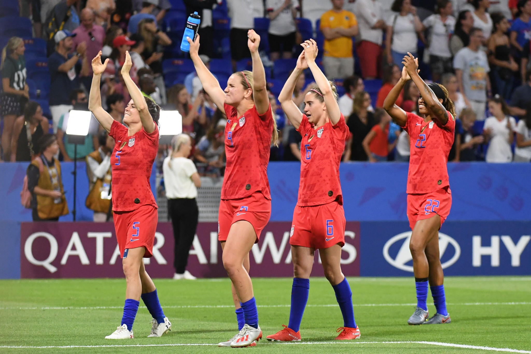 Morgan sends United States through to Women's World Cup final