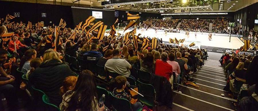 Netball during the 2022 Commonwealth Games is set to take place at the Ericsson Indoor Arena in Coventry ©Ricoh Arena
