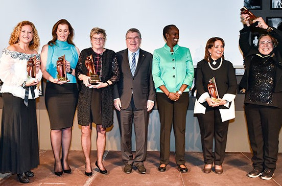New Zealand Olympic Committee named World Winner at IOC Women in Sport Awards