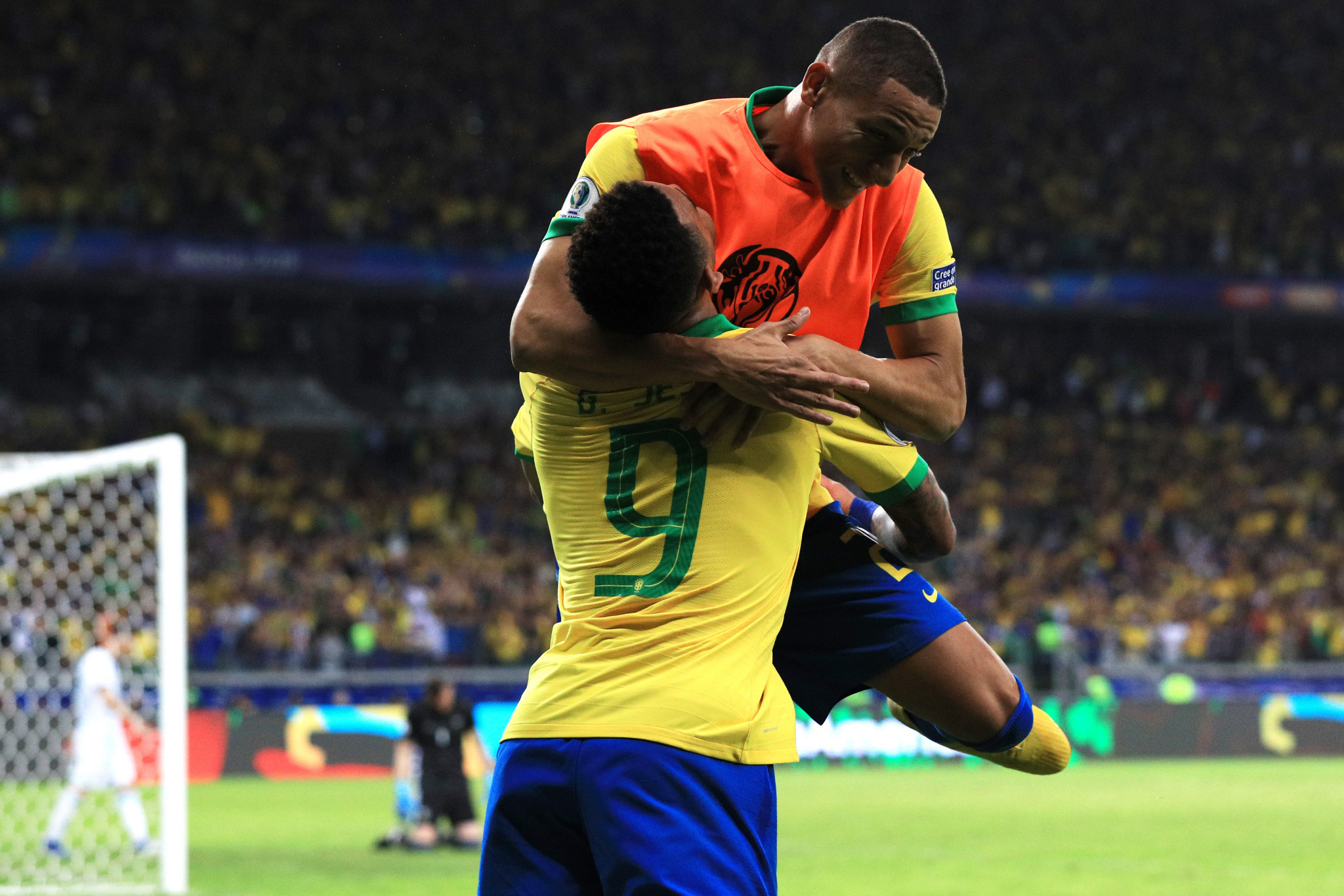 Brazil beat Argentina to reach Copa América final