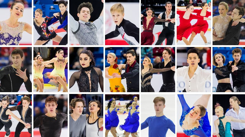 Skate Canada announces 2019-2020 national team