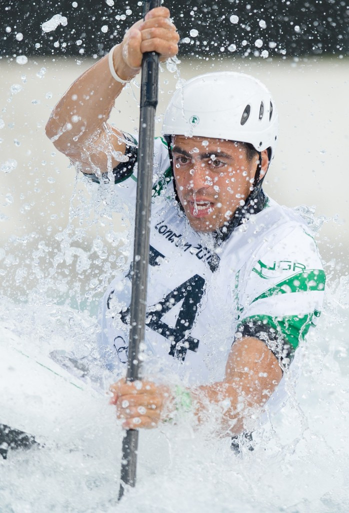 Trio of countries book Rio 2016 berths at African Canoe Slalom Championships