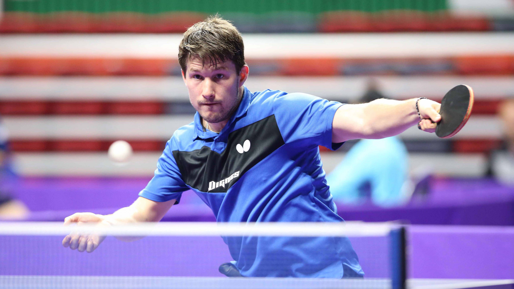 Qualification action in Busan concluded today ©ITTF