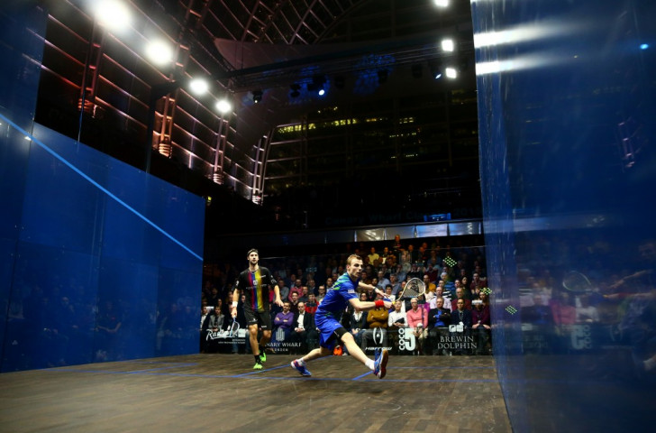 Squash was one of three nominated sports to not be recommended by Tokyo 2020's Additional Events Programme Panel in September