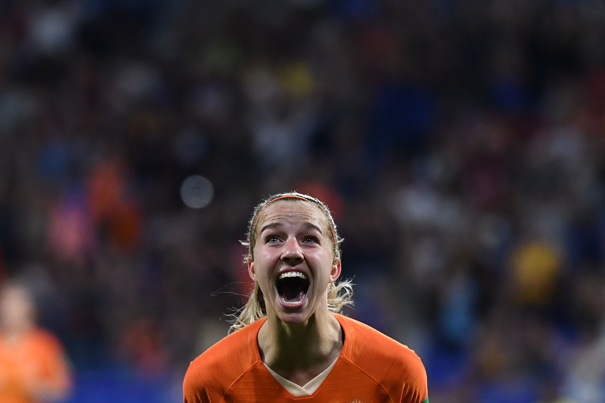 Netherlands edge out Sweden to reach FIFA Women's World Cup final