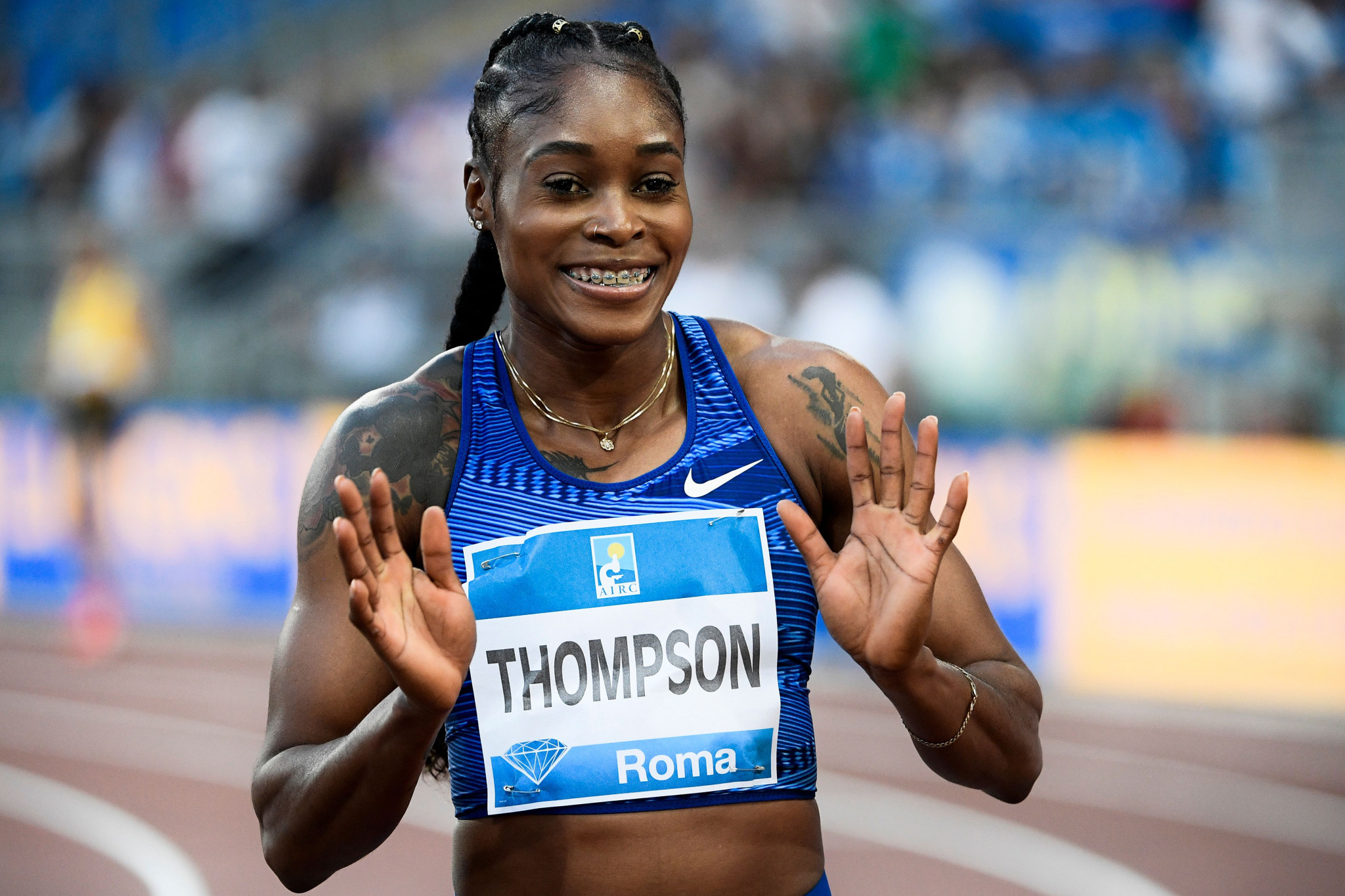 Fraser-Pryce and Thompson head Jamaican athletics squad for Lima 2019