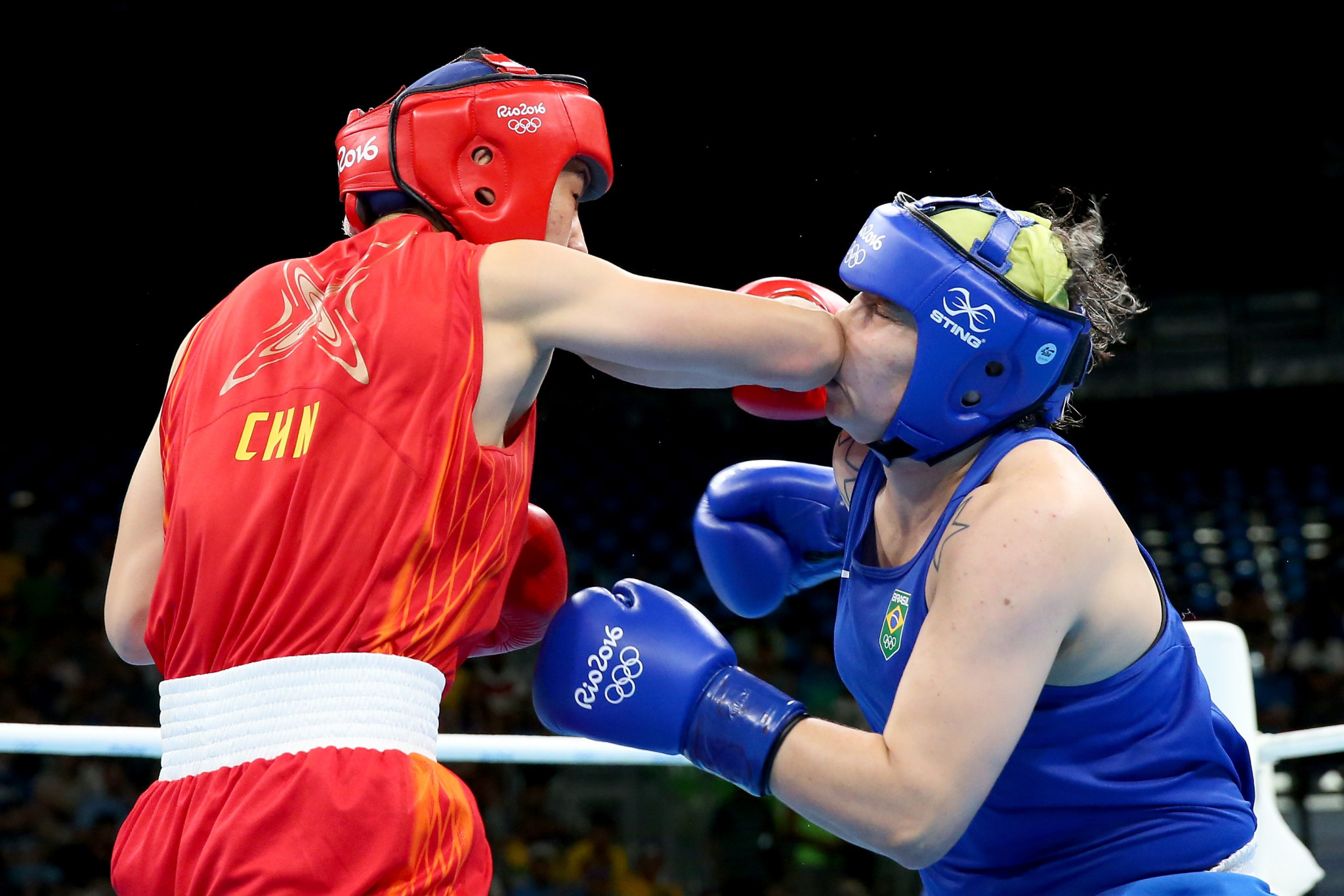 The boxing event at Tokyo 2020 will be held without the involvement of AIBA ©Getty Images