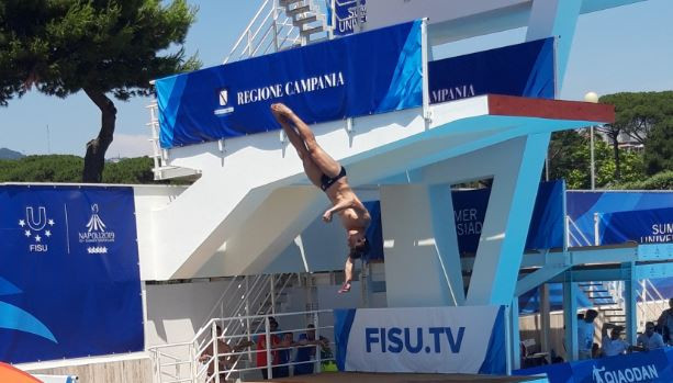 China dominate diving podiums as Neapolitan energy drives Italian medal haul