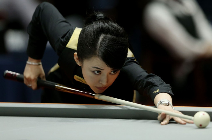 Nine-ball pool star Pan Xiaoting is optimistic about her sport's chances of featuring at the Olympics