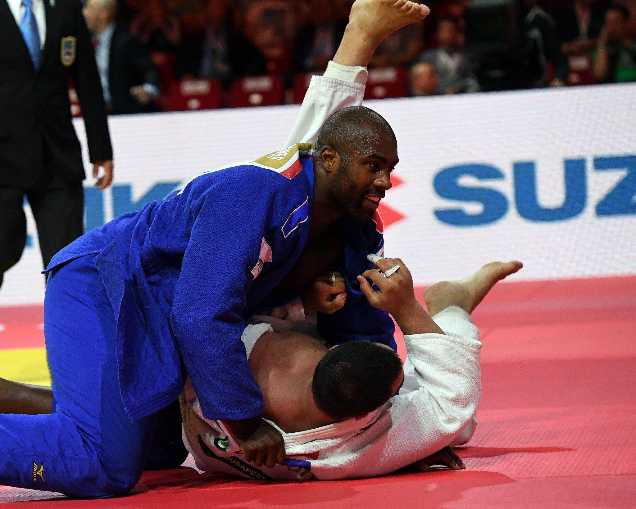 Riner set to make long-awaited return to action at IJF Grand Prix in Montreal