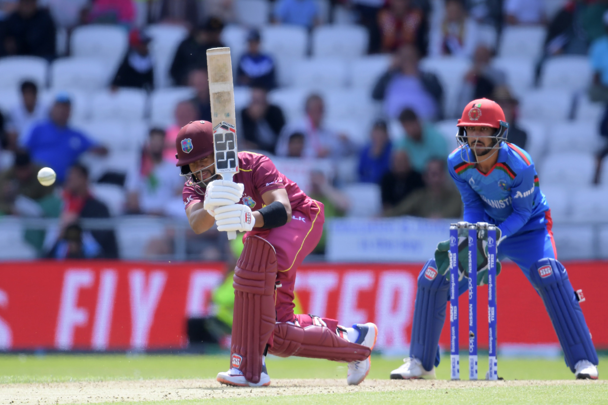 West Indies beat Afghanistan to end Cricket World Cup with victory