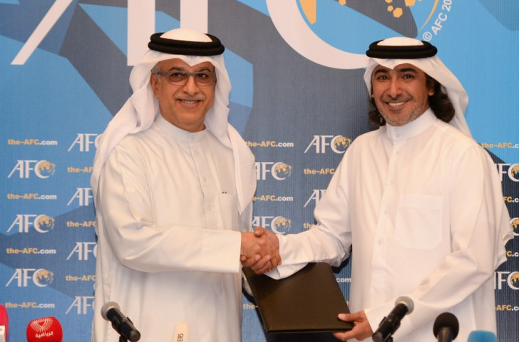 Asian Football Confederation sign partnership agreement with International Centre for Sport Security