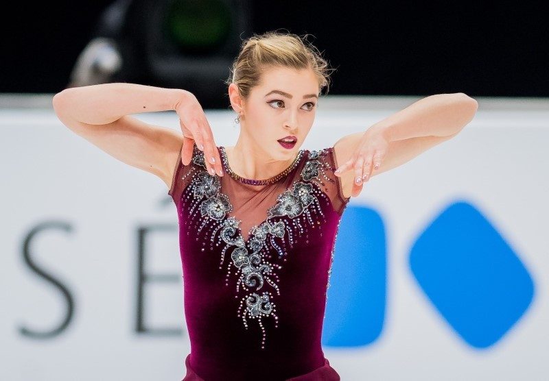 Canadian figure skating champion Chartrand to sit out 2019-2020 ISU Grand Prix and Challenge Series events