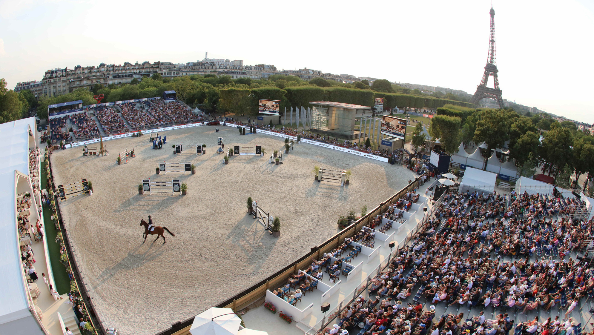 Nine of top 10 in Longines Global Champions Tour rankings to compete in Paris