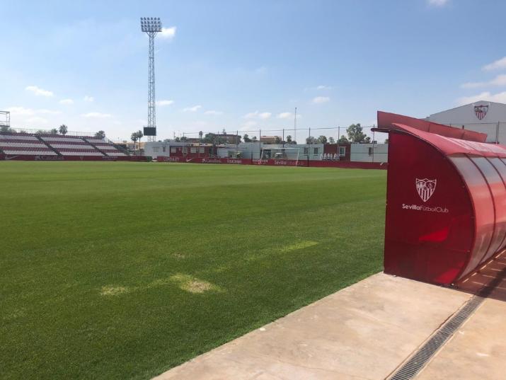 The event will take place at Ciudad Deportiva José Ramón Cisneros Palacios, the training ground of La Liga club Sevilla FC ©IFCPF