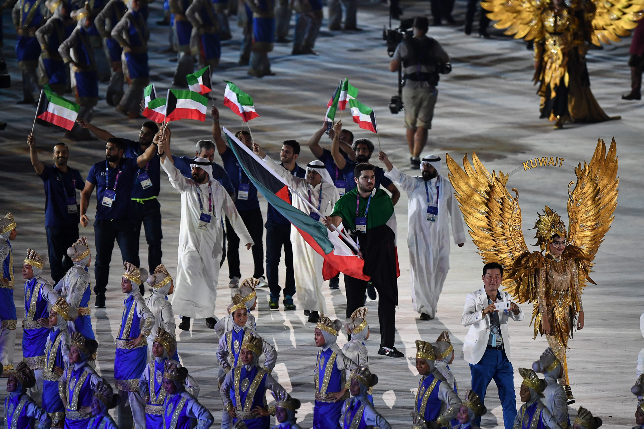 IOC lifts suspension of Kuwait Olympic Committee