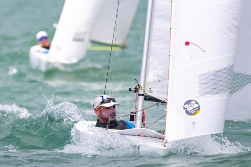 Home favourite Del Reino takes over women's Hansa 303 lead at Para World Sailing Championships in Spain