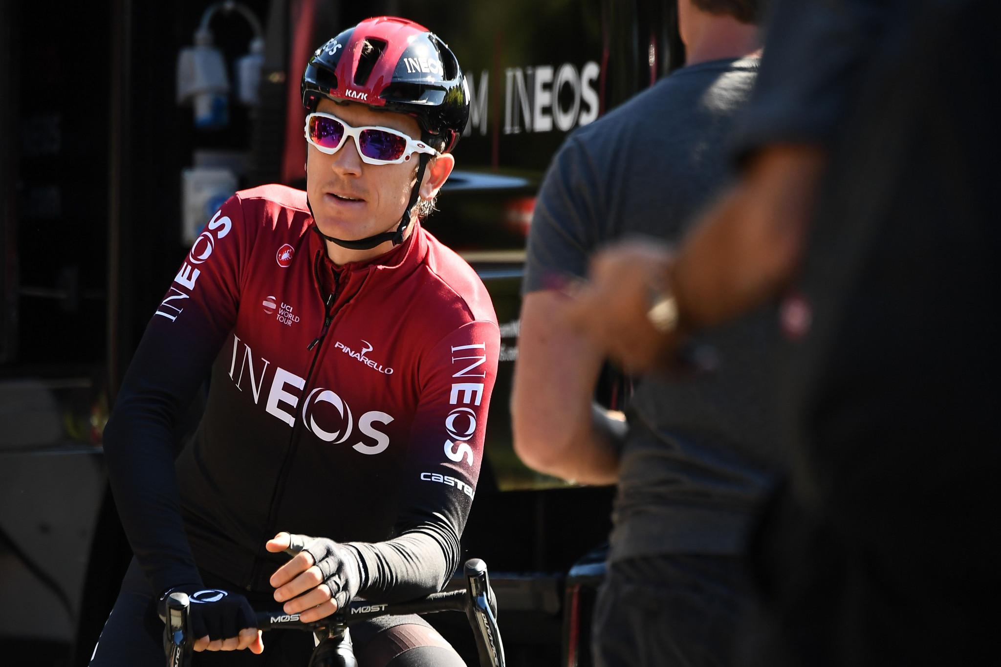 Defending champion Thomas confident in Bernal partnership ahead of Tour de France