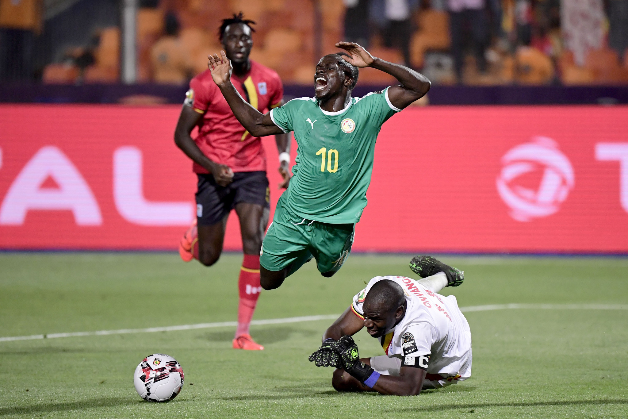 Mané goal earns Senegal quarter-final against shock winners Benin in Africa Cup of Nations