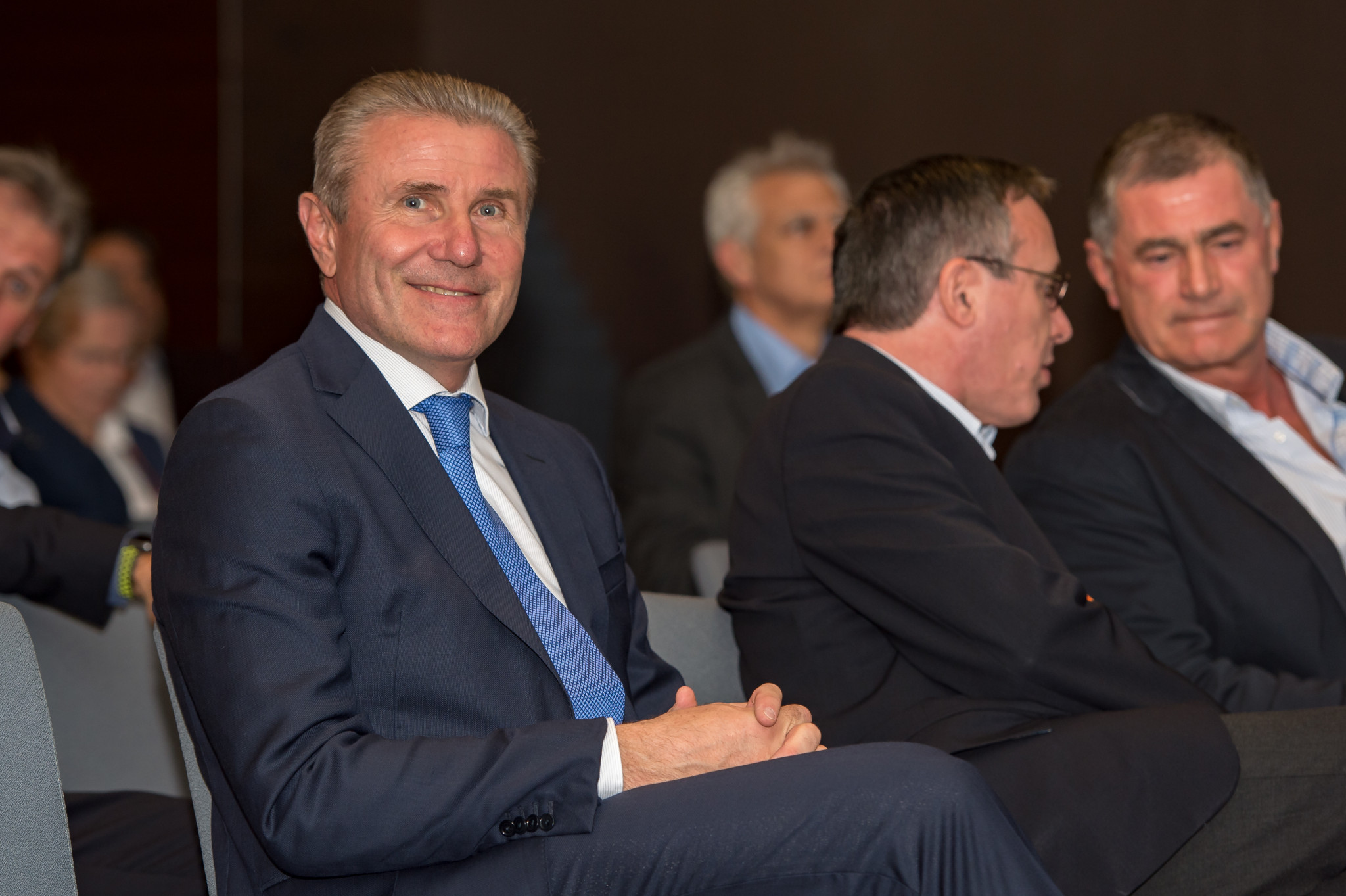 Sergey Bubka has rejected allegations he was bribed to vote for Rio de Janeiro to host the 2016 Olympic and Paralympic Games ©Getty Images
