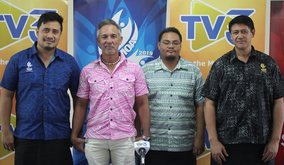 Samoa 2019 promise high definition coverage of Pacific Games