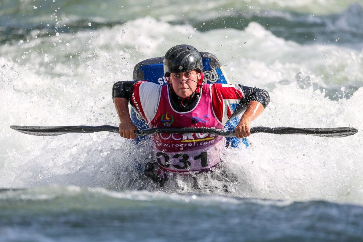 American and British teenagers take honours in junior races at ICF Canoe Freestyle World Championships