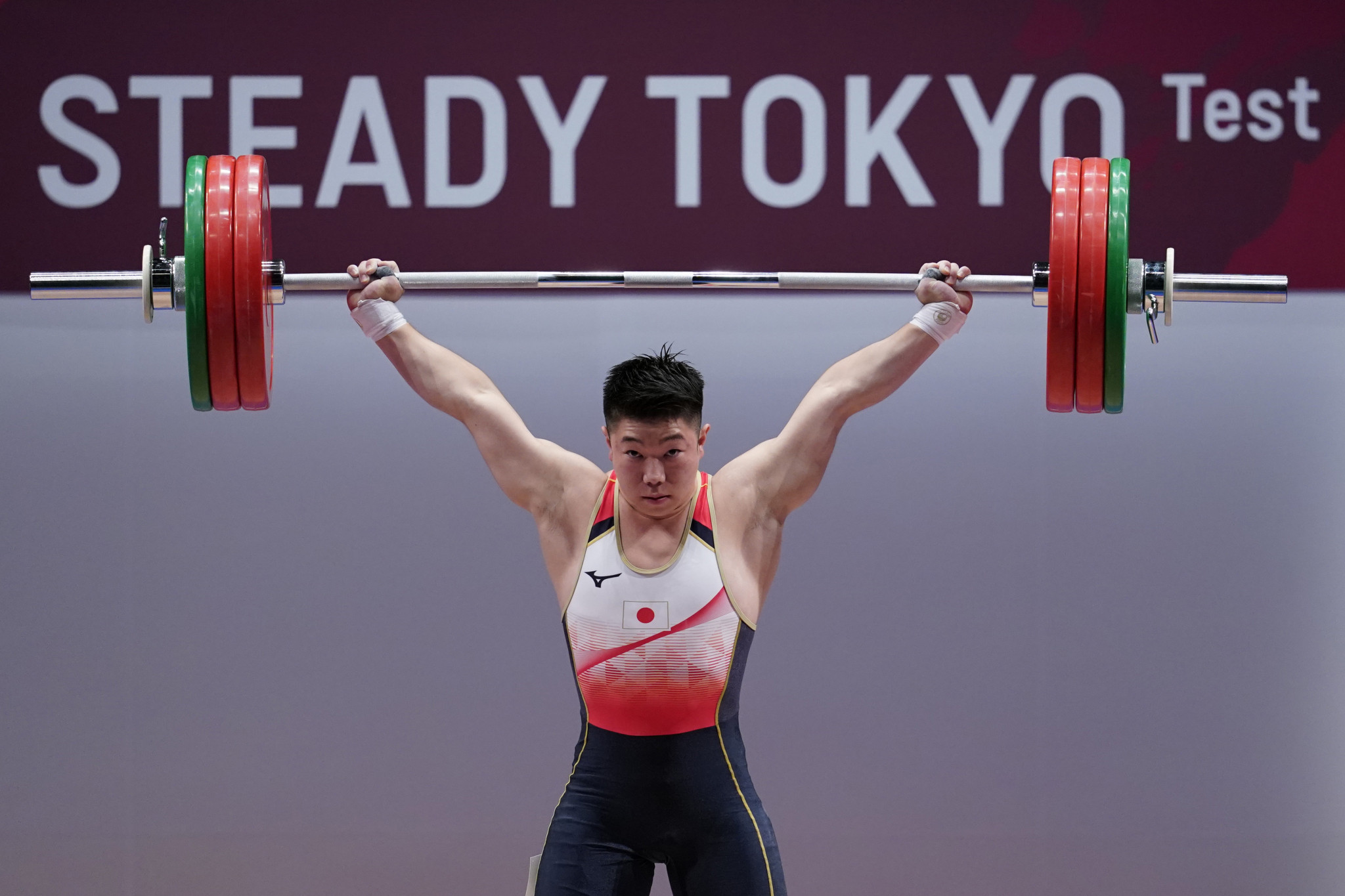 Two world records for China at Tokyo 2020 weightlifting test event