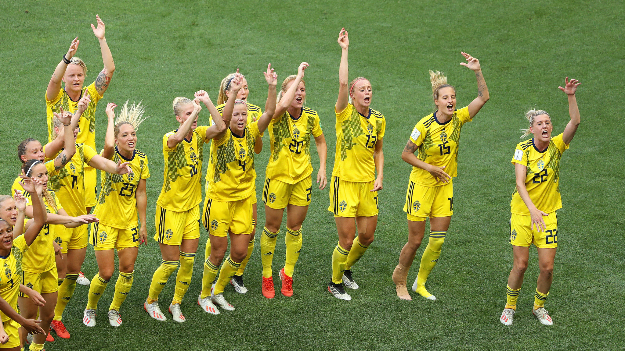 Sweden claim third place as England denied again by VAR at FIFA Women's World Cup