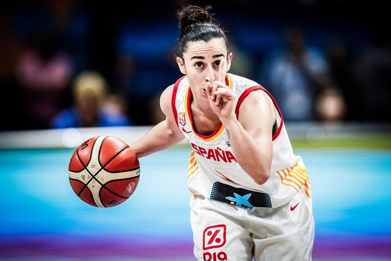 Spain kept their nerve against hosts Serbia and will meet France in tomorrow's final as they defend their FIBA Women's EuroBasket title ©FIBA