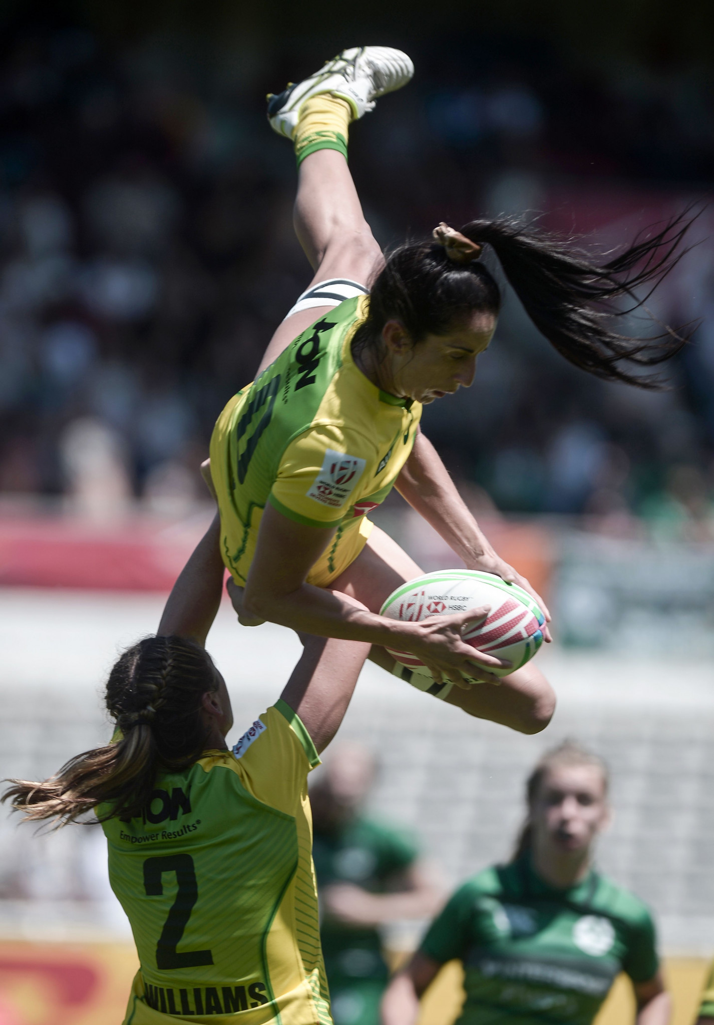 Women's Olympic champions Australia also feature at the tournament © Getty Images