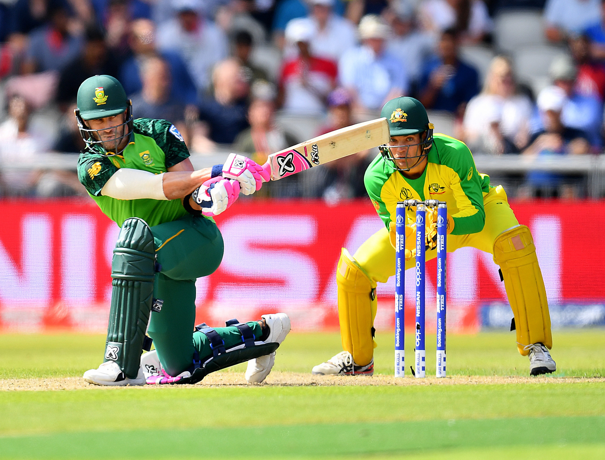 South Africa beat Australia to consign their opponents to second place ©Getty Images