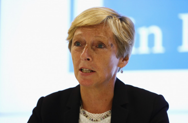 Liz Nicholl stepped down on Friday from her role as chief executive of UK Sport and is this week seeking election as President of the International Netball Federation ©Getty Images