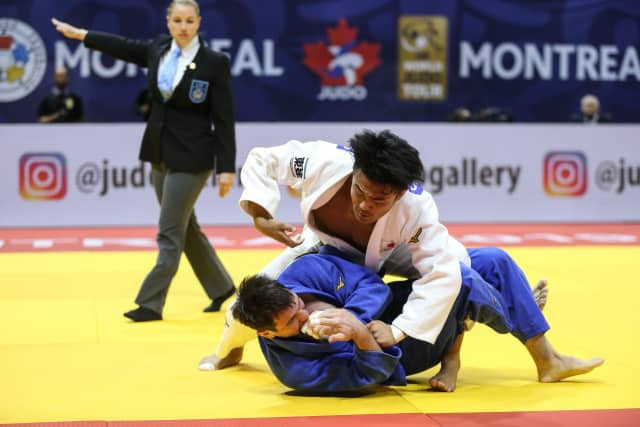 Japan strike double gold again at IJF Grand Prix in Montreal