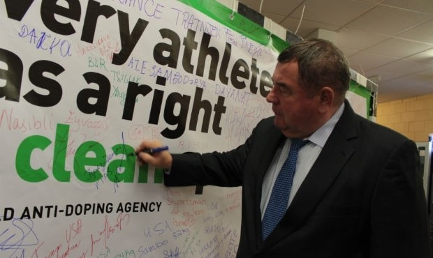 FIAS President Vasily Shestakov is heading sambo's push for IOC recognition