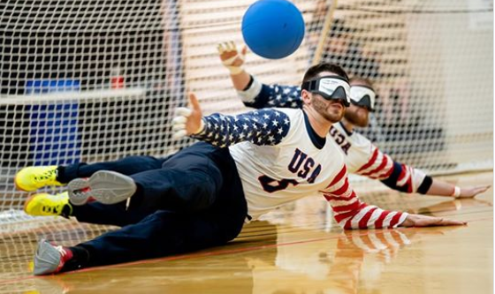 Hosts United States are still alive in both the men's and women's events ©IBSA