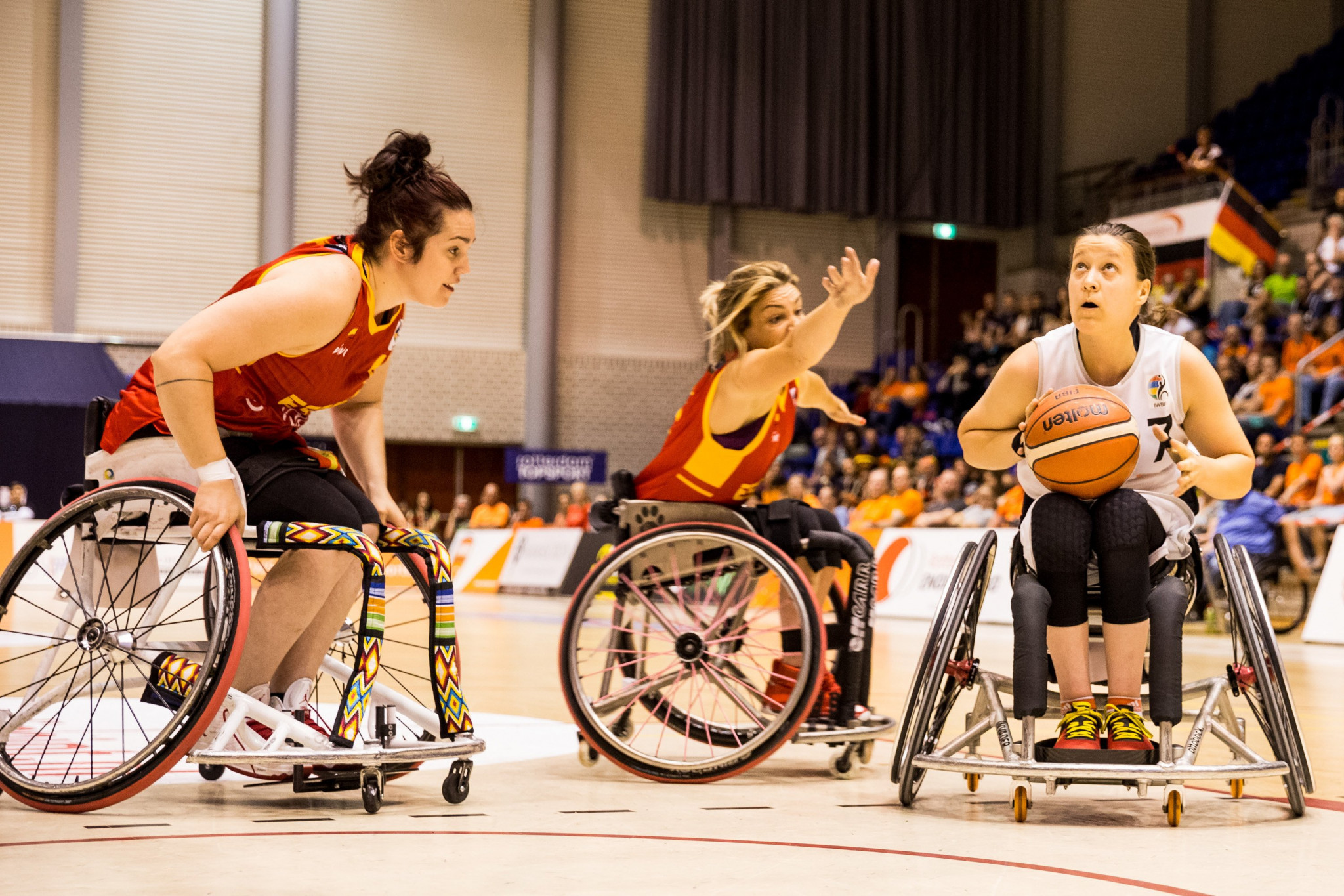 Germany had too much quality for Spain ©IWBF/Steffie Wunderl Fotografie/Twitter