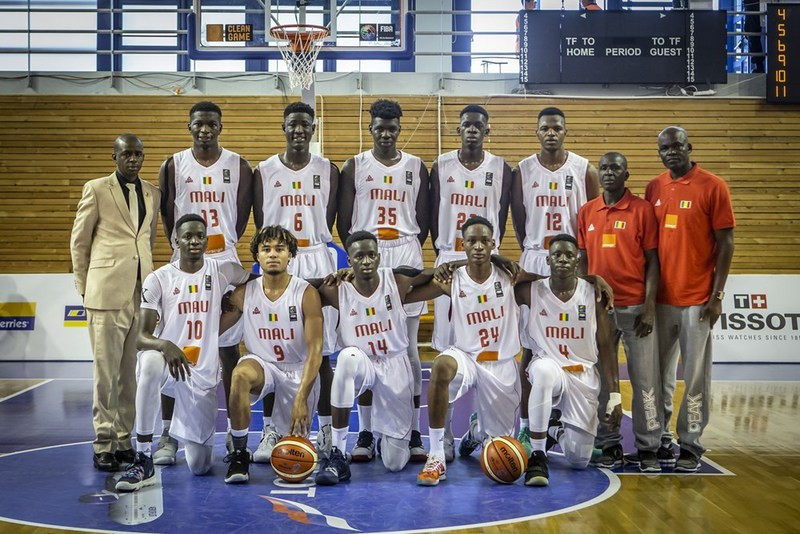 Mali produced a series of excellent performances to reach the FIBA Under-19 World Cup final ©FIBA