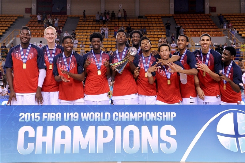 United States see off battling Mali in FIBA Under-19 World Cup final