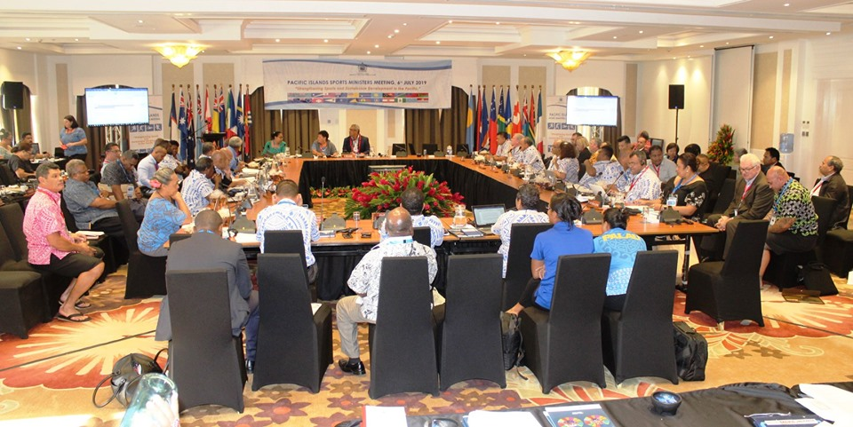 Climate change was among the topics raised at the meeting ©Government of Samoa