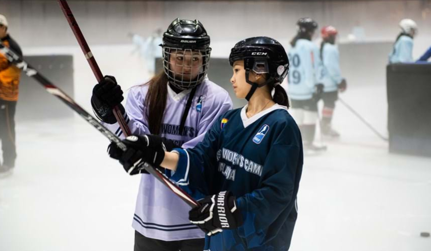 International Ice Hockey Federation hold women's camp in Malaysia