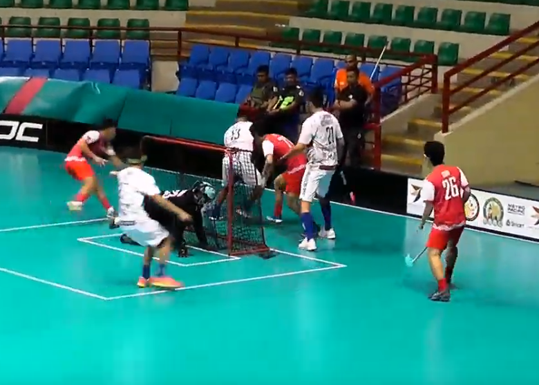 Singapore claimed victory against hosts The Philippines ©YouTube