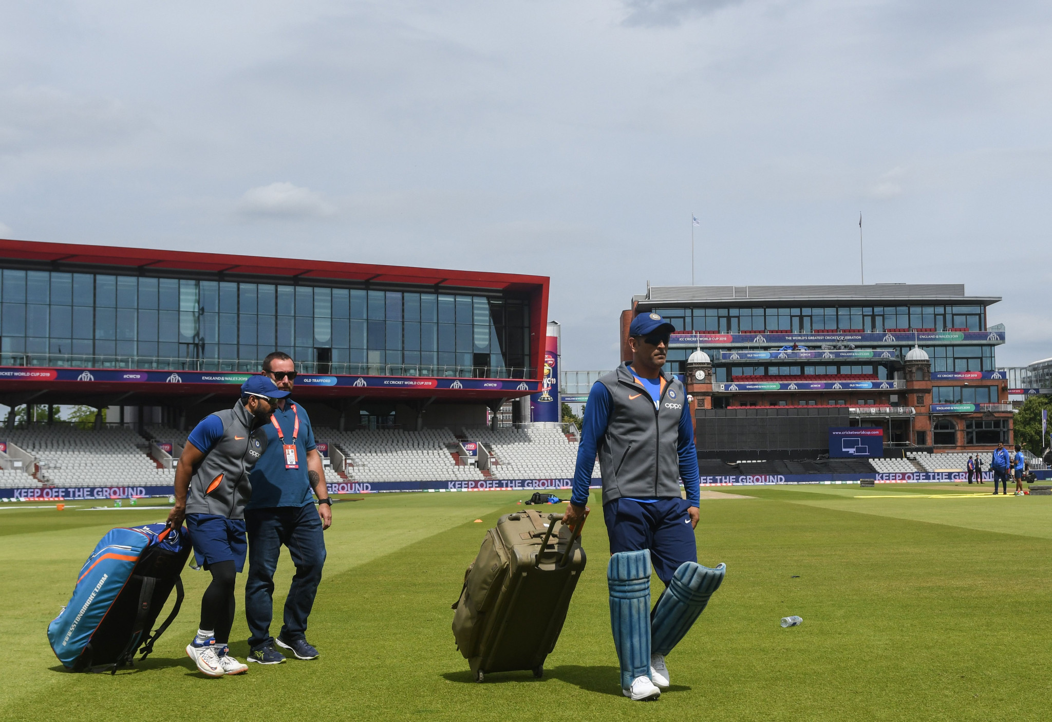 Last four prepare to battle it out for Cricket World Cup as tournament reaches business end