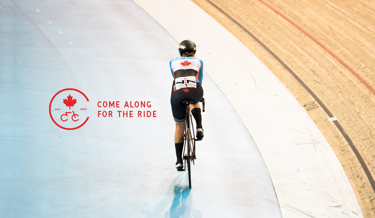 Canada Cycling has announced new branding and a new website ©Canada Cycling