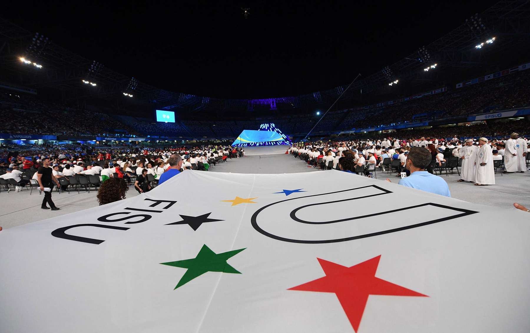 FISU will not open the bidding process for the 2027 Universiade until next year ©FISU