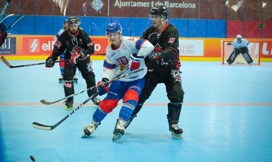 The inline hockey quarter-finals are starting to shape up after two days of action at the World Roller Games in Barcelona ©WRG